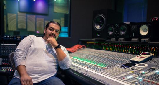 Producer, Mixer, Engineer - Alex Villanueva