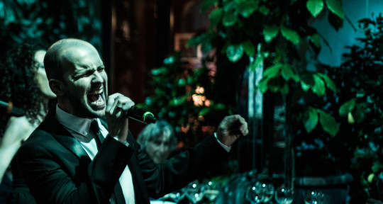 Singer and vocal coach - Matteo Minerva