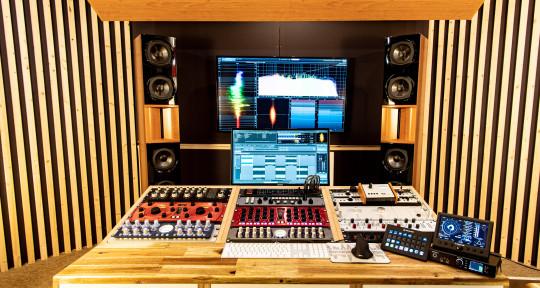 Stem & Stereomastering - Soundation Studio Mastering