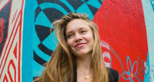 Singer/Songwriter/Artist  - Charlotte de Graaf