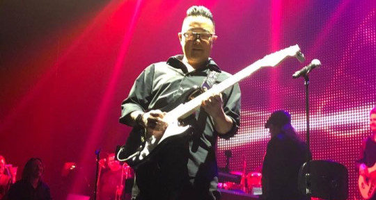 Session Guitarist - Basil W Fung/Guitarist