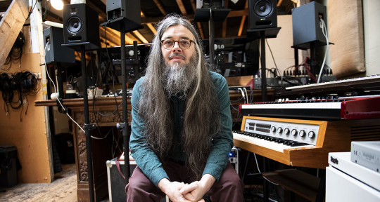 Producer, Composer, Studio - Stephen Cole
