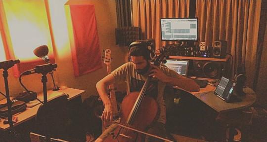 Composer | Arranger | Strings - Marcos Sanchez