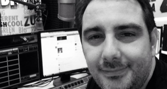 'voiceover'   'DJ' - Silviu Andrei