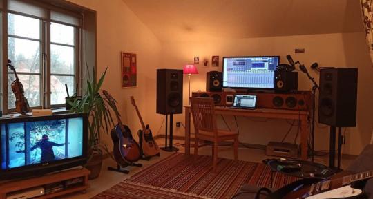 Mixing engineer - Giles Stocks
