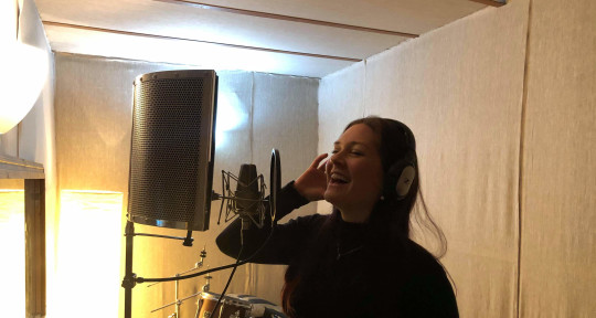Session Vocalist, Lyricist - Bryony Purdue