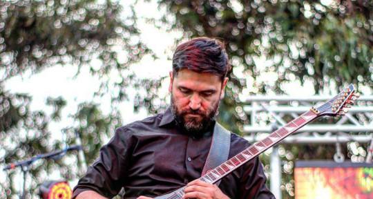 compositor, músico de sesión - Humberto Ojeda