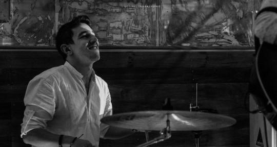 Session Drummer - Claudio Attonito