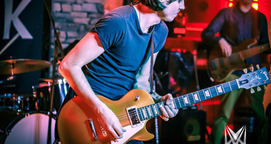 Session Guitarist - Joey Cataneo