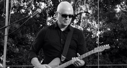 Guitar, Production, Mixing - Kevin Armstrong
