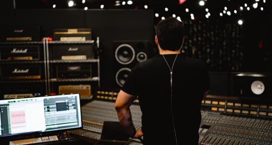 Remote Mixing & Mastering - Matt Salazar