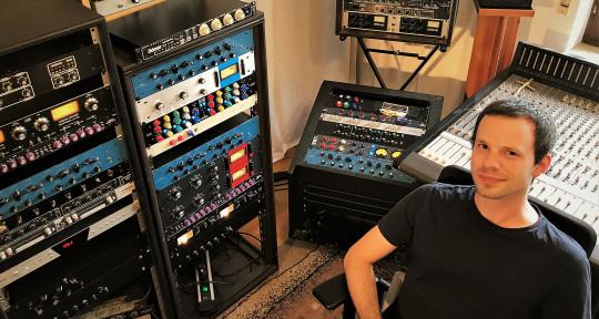Analog Mixing  - Analog Mixing - Jonas Kümmerle