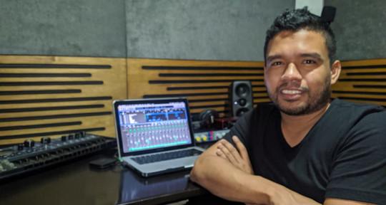Beat Maker, Session Keyboards - Erwin Quintero