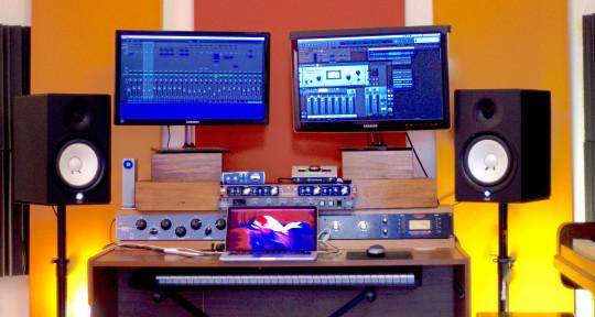 Music Producer - Matias Andersen