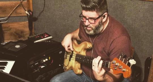 Session Bassist/Cellist - Tim Denbo-The LowNote Emporium
