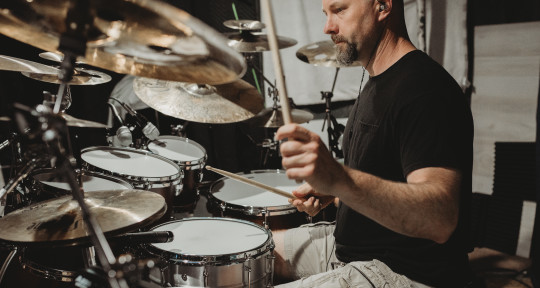 Session Drummer, Music Produce - arnold_2112
