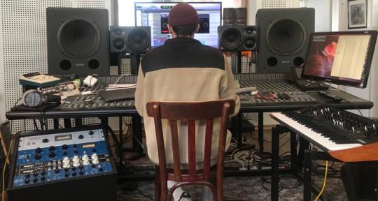 Studio, Mixing, Mastering - flohzirkus