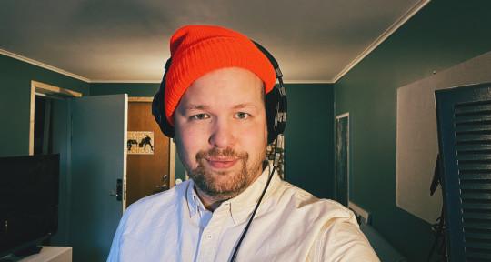 Producer & multinstrumentalist - Joel Sundholm
