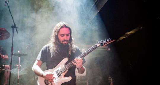 Session guitarist , Composer - Rodrigo Louraço