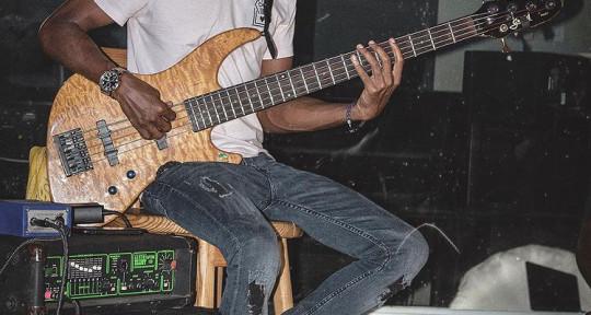 "Session Bassist - Salim ""BruceLim"" Browne"