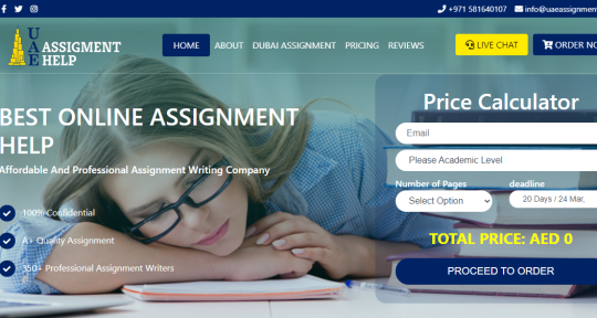 Academic Writing Services - UAE Assignment Help