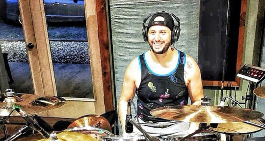 Session Drummer, Song Composer - Gregory Telfeian