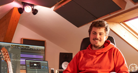 Indie Pop Producer/Mixer - Leonard Herz