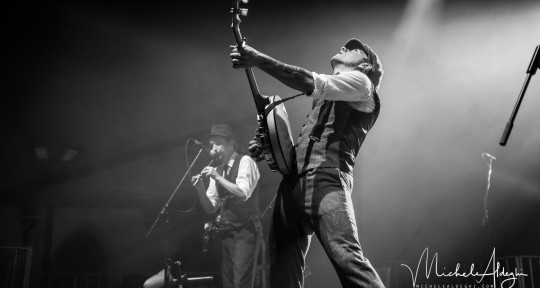 Irish Banjo & Mandolin - Lorenzo Testa