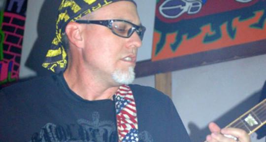 Session Guitarist - Curtis Crane