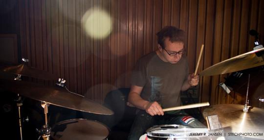 Drummer for remote recording - Brad