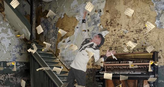 Piano/Hammond/Production  - Rick Melick