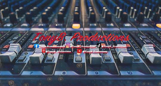 Remote Mixing & Mastering - TonyB.