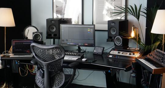 Producer, Remixer, Mix, Master - Trooper Music