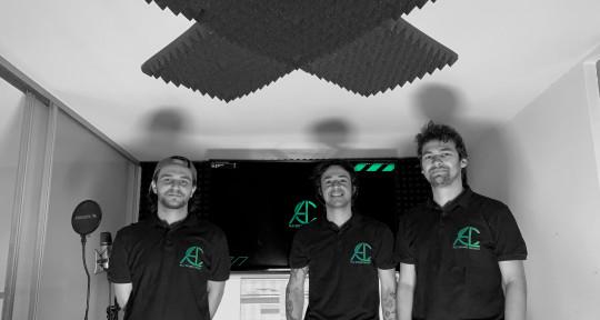 Music Production Studio  - ALC Sound Design
