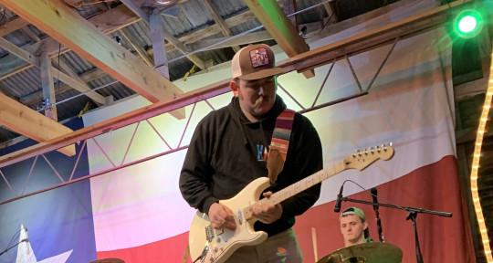 Session Guitarist  - Clayton Miller