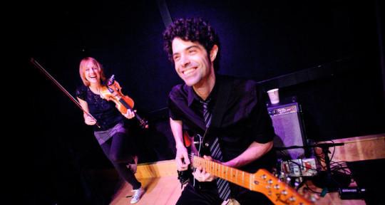 Session Musician/Guitarist - Oscar Leonardo Bautista