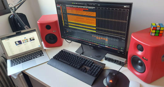 Remote Mixing Engineer - Roberto Cano