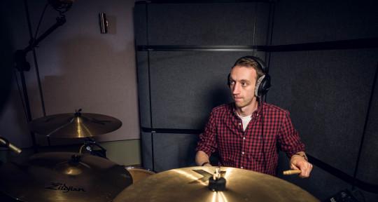 Session Drummer - Oscar