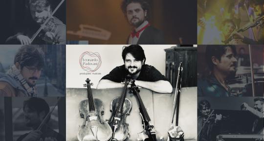 Music Producer, Violinist - Leonardo Padovani