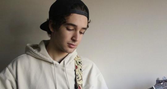 Session Guitarist - Zach Ryan Schrager