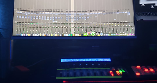 Remote Mixing & Mastering,  - Terrence Bennett