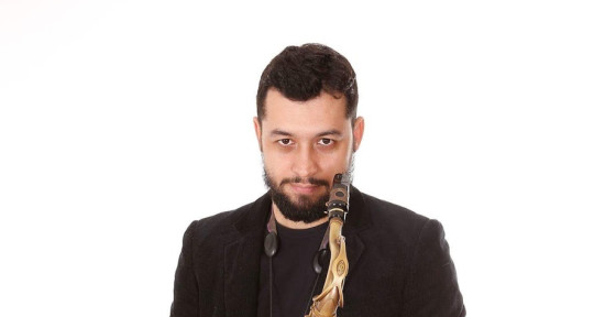 Saxophonist, flutist, arranger - Roger Rocha