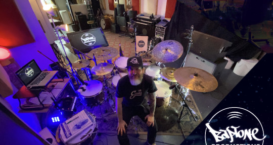 Pro Drums/Producer/Songwriter - Timmy Boom Bap