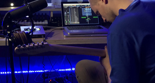 Remote Mixing & Production - Evan Geiger