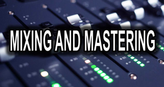 Remote mixing & mastering - George Map