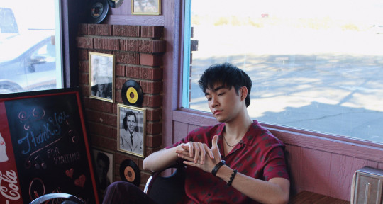 singer-songwriter & topliner - lullaboy (bernard dinata)