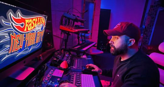 Mix Engineer / Producer - Direckt of Fast Life Beats