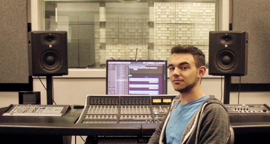 Remote Mixing & Mastering - Matthew John