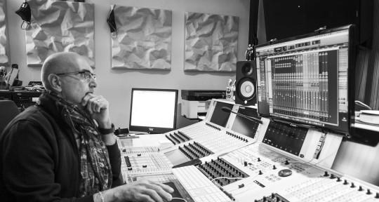 Record, Mix & Mastering Studio - Amerio Stefano
