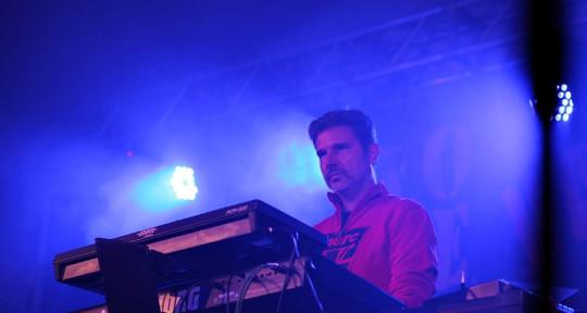 Session musician, keyboards - Mr. Key